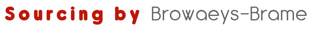 sourcing chine par Browaeys